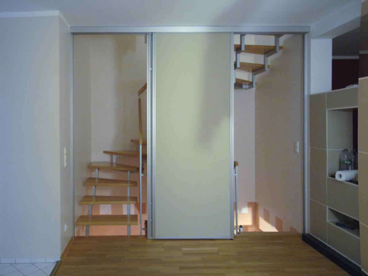 Treppenschrank Berlin Hornemann